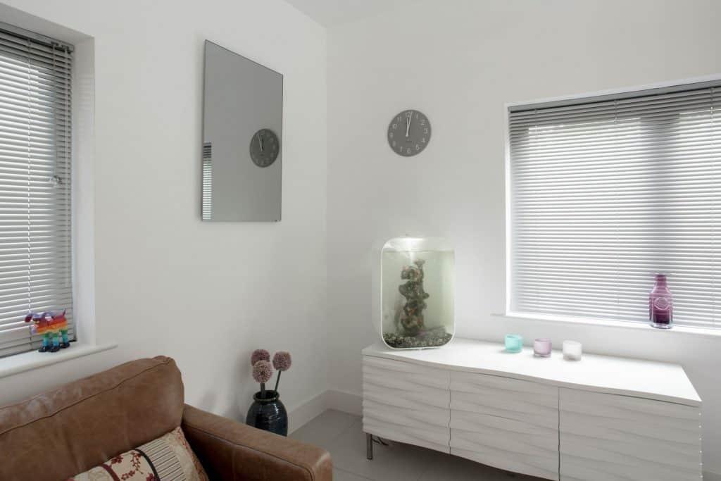 Infrared Mirror Heater