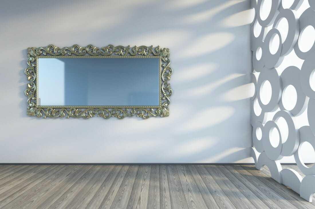 Herschel Select Xl Infrared Mirror Heater