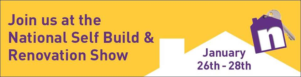 National Self-Build & Renovation Show 26 - 28 January 2018