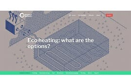 Friend of the Earth explore Eco Heating options