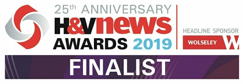 H&V 2019 News Awards Finalist