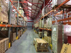 Herschel infrared UK stock