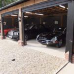 Infrared Garage Heating