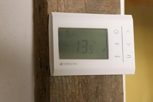 Herschel thermostat control