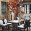 Herschel Florida free standing patio heater