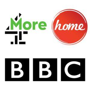 As seen in logos